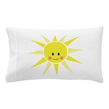 Happy Sunshine Pillow Case