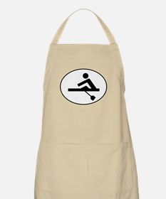Rower Oval Apron