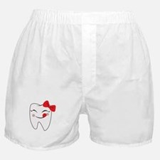 Girly Tooth Boxer Shorts