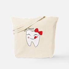 Stay Sweet Tote Bag