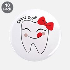 """Sweet Tooth 3.5"""" Button (10 pack)"""