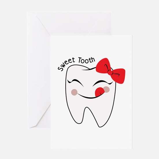 Sweet Tooth Greeting Cards