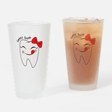 Sweet Tooth Drinking Glass