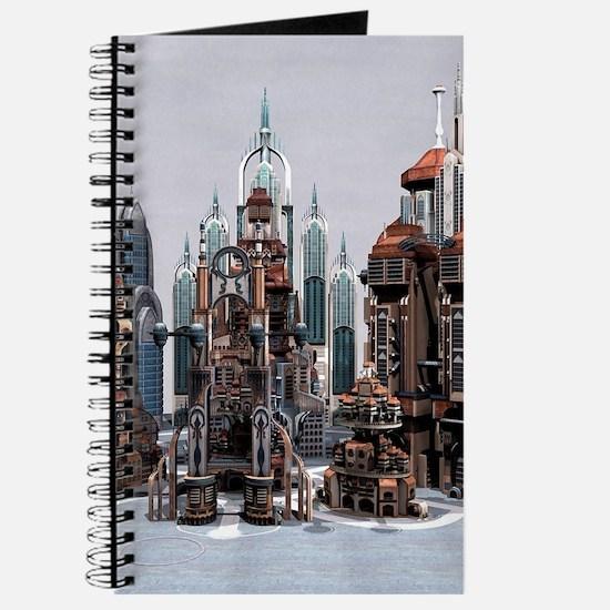 Futuristic City Journal