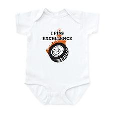 I Piss Excellence Infant Bodysuit