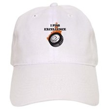 I Piss Excellence Baseball Cap