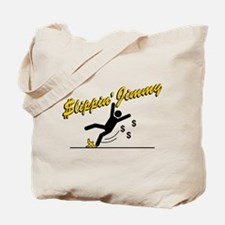 Slippin' Jimmy Tote Bag