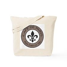 Modern trends Cafe De Paris Tote Bag