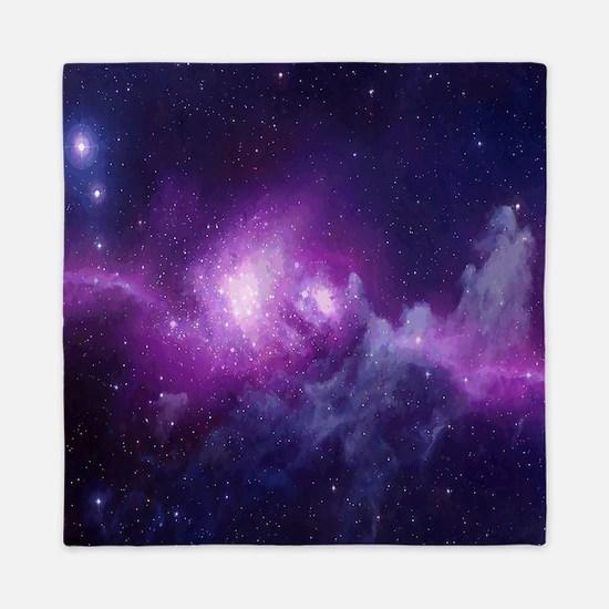 Milky Way Queen Duvet