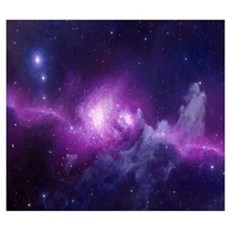 Milky Way Canvas Art
