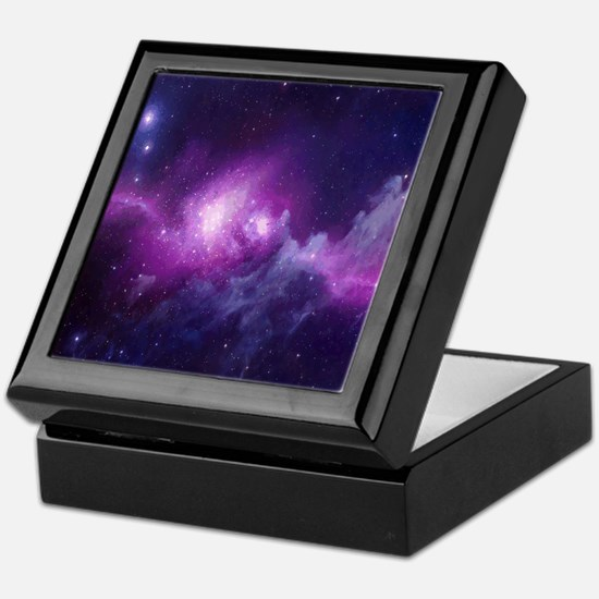 Milky Way Keepsake Box