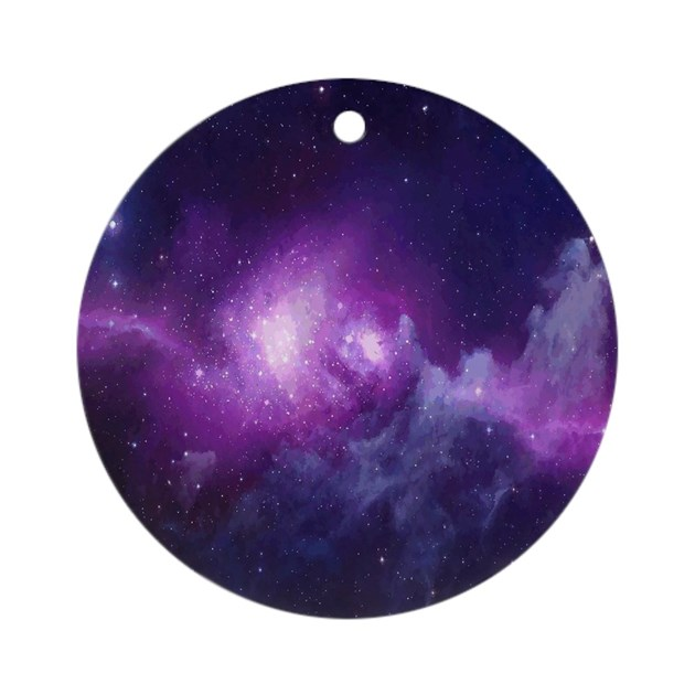 Milky way round ornament by listing store 20595754 - Ornament tapete weiay ...