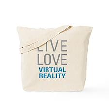 Virtual Reality Tote Bag