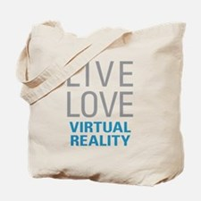 Virtual Reality Tote Bag