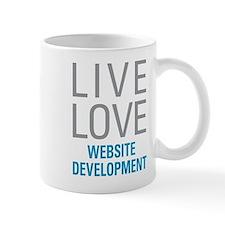 Website Development Mugs