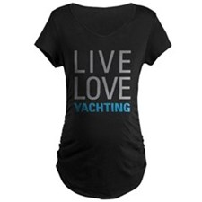 Yachting Maternity T-Shirt
