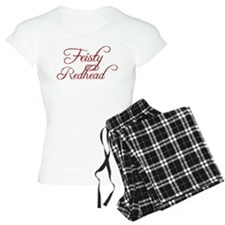 Feisty Redhead Pajamas