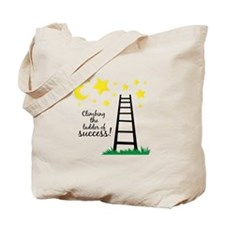 Ladder of Success Tote Bag
