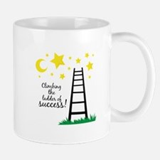 Ladder of Success Mugs