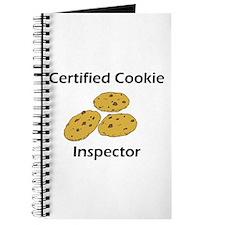 Certified Cookie Inspector Journal