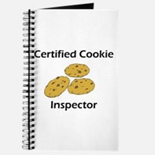 Certified Cookie Inspector Journal