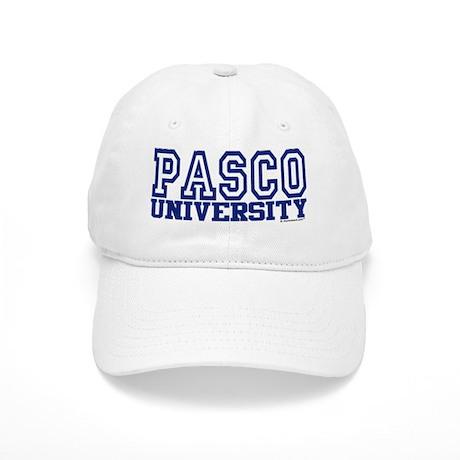 PASCO University Cap