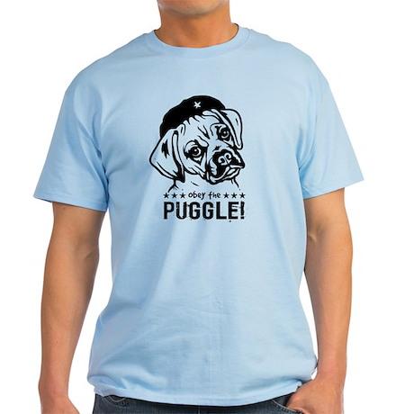 PUGGLE Revolution- Light T-Shirt