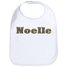 Noelle Gold Diamond Bling Bib
