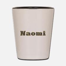 Naomi Gold Diamond Bling Shot Glass