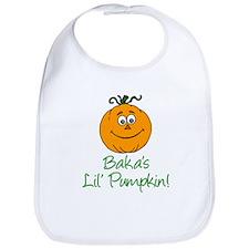 Bakas Little Pumpkin Bib