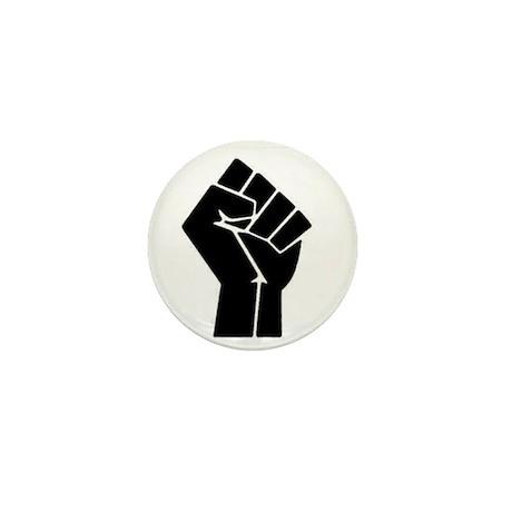 Black Power Mini Button (10 pack)