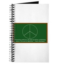 Montessori Peace Quote Journal