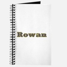 Rowan Gold Diamond Bling Journal
