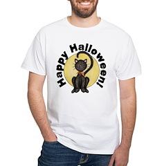 Black Cat Full Moon Shirt