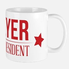 Meyer For President Red Mug