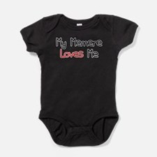 Unique Grandchildren Baby Bodysuit