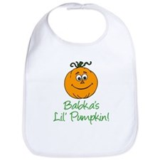 Babkas Little Pumpkin Bib