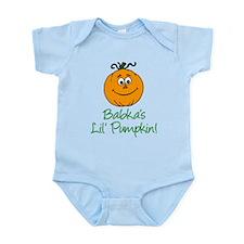 Babkas Little Pumpkin Body Suit