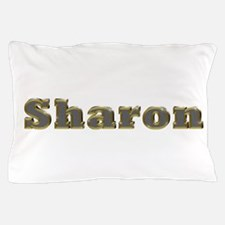Sharon Gold Diamond Bling Pillow Case