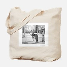 Timber Wolf ~ Tote Bag