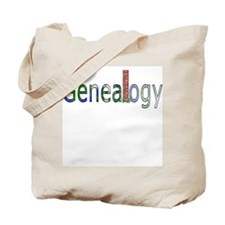 Genealogy Brick Wall Tote Bag