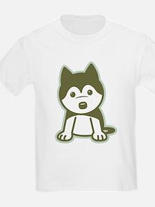Husky Puppy T-Shirt