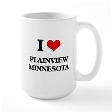 I love Plainview Minnesota Mugs
