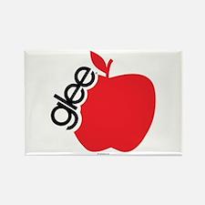 Glee Apple Rectangle Magnet