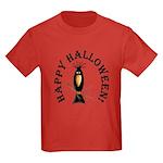 Halloween Black Crow Kids Dark T-Shirt