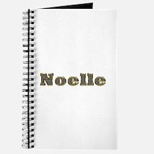 Noelle Gold Diamond Bling Journal