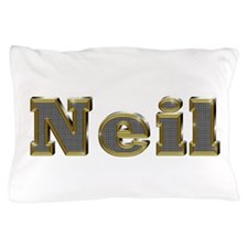 Neil Gold Diamond Bling Pillow Case