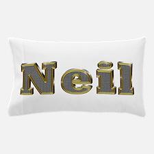Neil Gold Diamond Bling Pillow Case