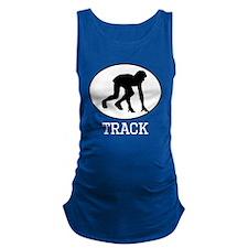 Track Maternity Tank Top