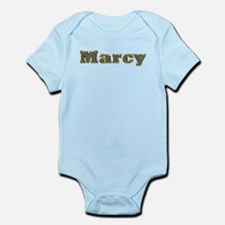 Marcy Gold Diamond Bling Body Suit